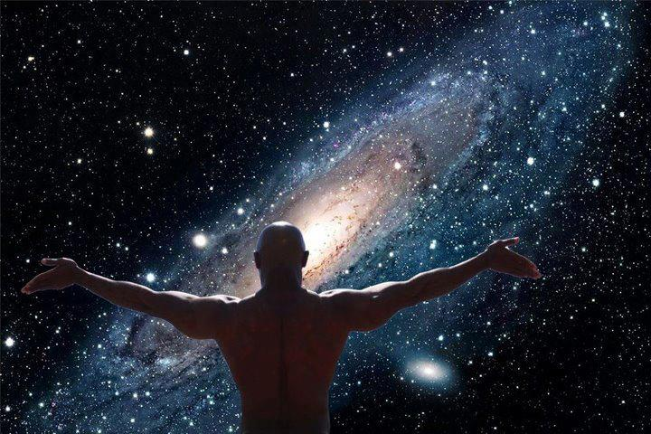 behold the universe