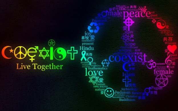 coexist with a twist