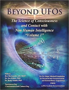 Intelligence conveys meaning with Beyond UFOs